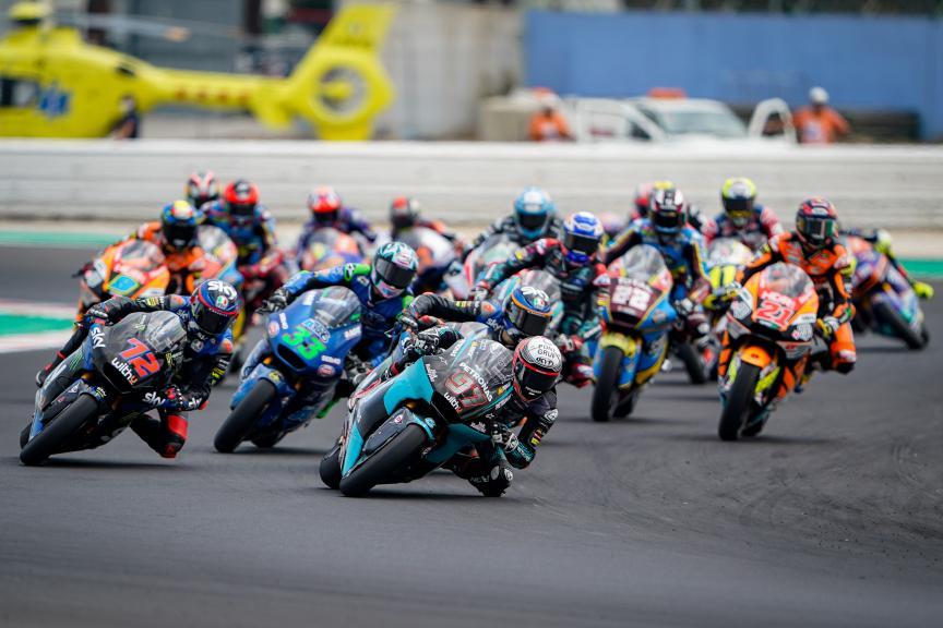 Moto2™, Gran Premio TISSOT dell'Emilia Romagna e della Riviera di Rimini