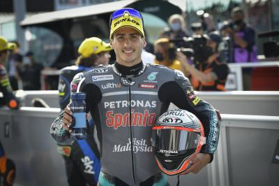 Vierge e Petronas Sprinta continuano l'avventura in Moto2™