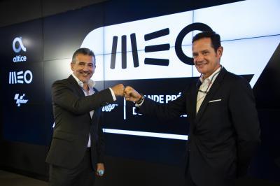 MEO, sponsor titre du GP du Portugal