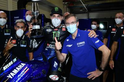 Lin Jarvis outlines Yamaha's 'missed opportunities' in 2020