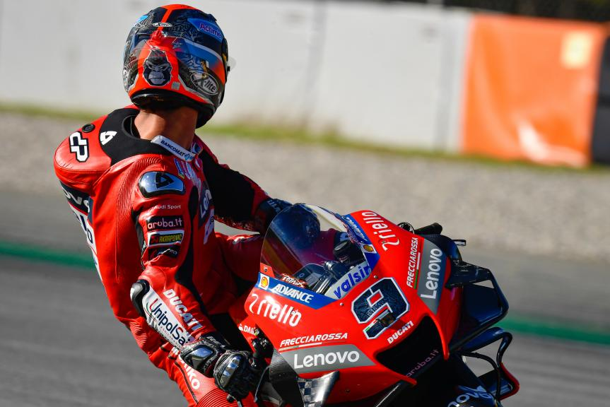 Danilo Petrucci, Ducati Team, Gran Premi Monster Energy de Catalunya