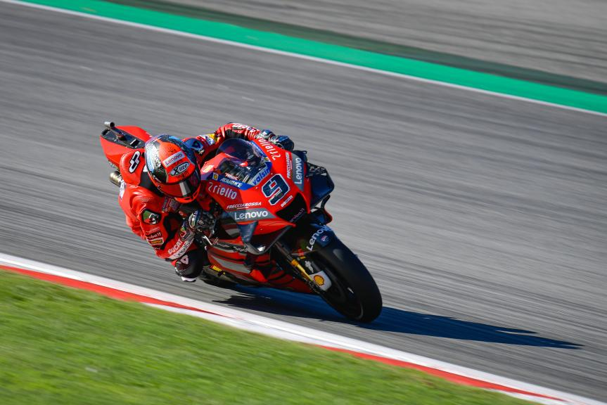 Danilo Petrucci, Ducati Team, Gran Premi Monster Energy de Catalunya