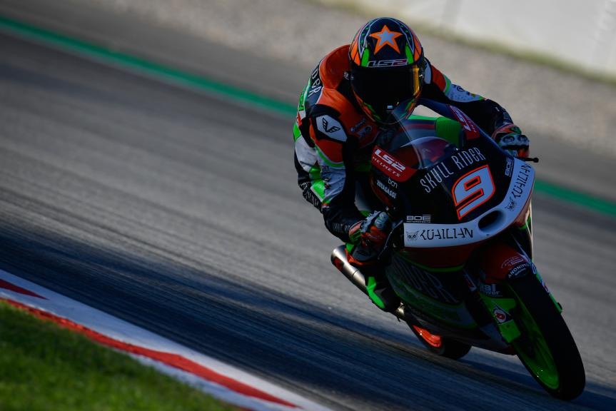 Davide Pizzoli, BOE Skull Rider Facile.Energy, Gran Premi Monster Energy de Catalunya