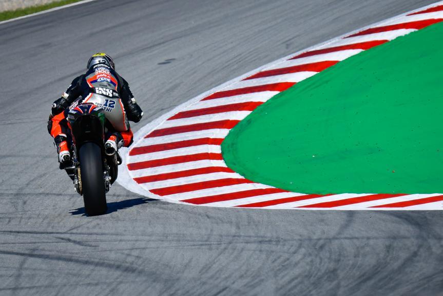 Thomas Luthi, Liqui Moly Intact GP, Gran Premi Monster Energy de Catalunya