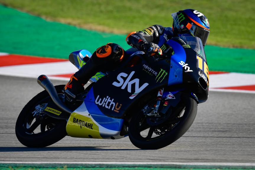 Andrea Migno, SKY Racing Team Vr46, Gran Premi Monster Energy de Catalunya