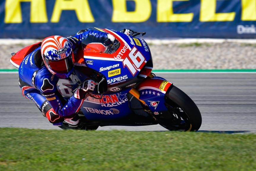 Joe Roberts, American Racing, Gran Premi Monster Energy de Catalunya