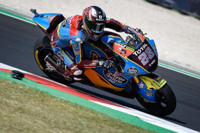 Moto2™ FP1: Lowes the early pacesetter in Catalonia