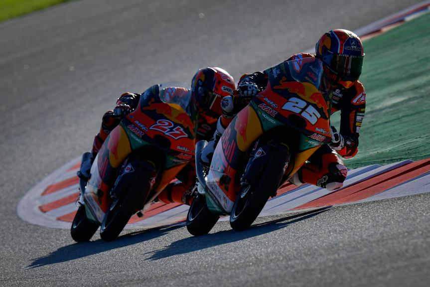 Raul Fernandez, Kaito Toba, Red Bull KTM Ajo, Gran Premi Monster Energy de Catalunya