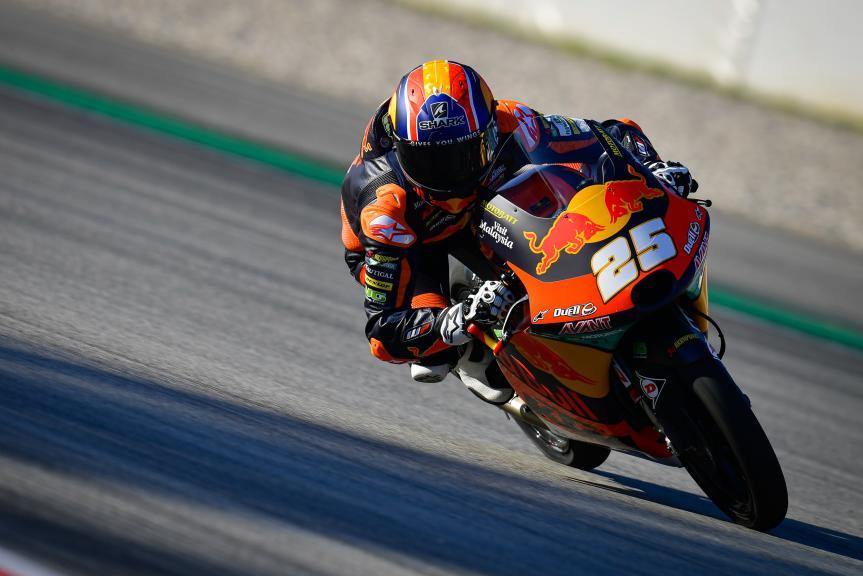 Raul Fernandez, Red Bull KTM Ajo, Gran Premi Monster Energy de Catalunya