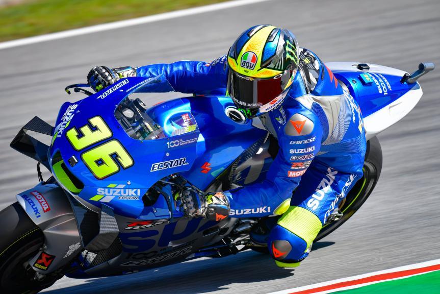 Joan Mir, Team Suzuki Ecstar, Gran Premi Monster Energy de Catalunya