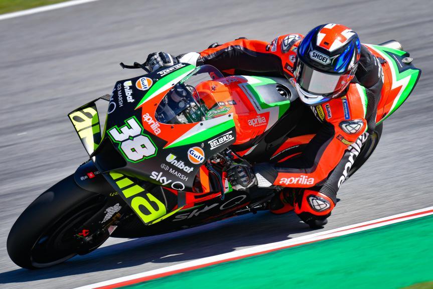 Bradley Smith, Aprilia Racing Team Gresini, Gran Premi Monster Energy de Catalunya