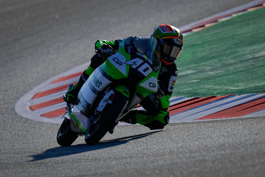 Darryn Binder, CIP Green Power, Gran Premi Monster Energy de Catalunya