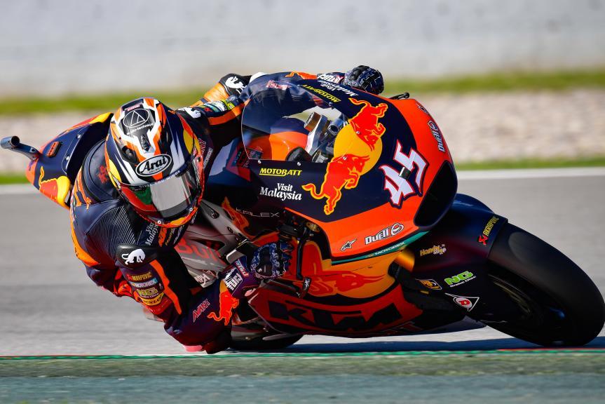 Tetsuta Nagashima, Red Bull KTM AJO, Gran Premi Monster Energy de Catalunya