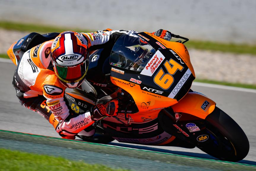 Bo Bendsneyder, NTS RW Racing GP, Gran Premi Monster Energy de Catalunya