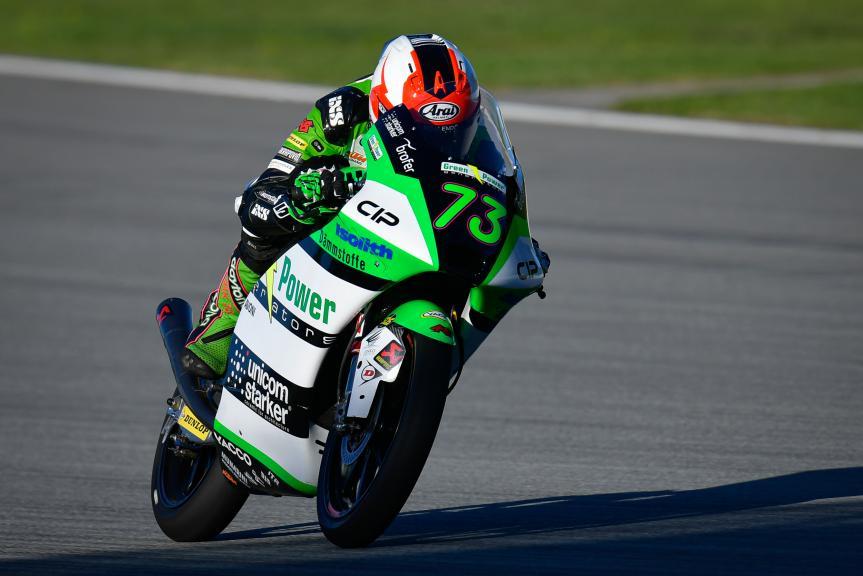 Maximilian Kofler, CIP Green Power, Gran Premi Monster Energy de Catalunya