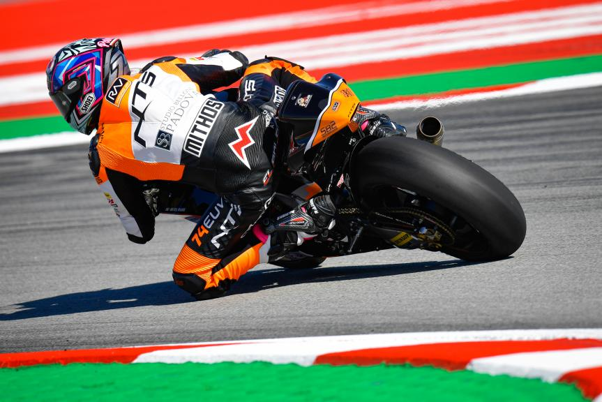 Piotr BiesiekirskiNTS RW Racing GP, Gran Premi Monster Energy de Catalunya