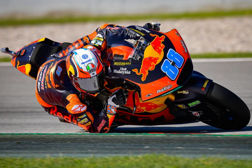 Jorge Martin, Red Bull KTM AJO, Gran Premi Monster Energy de Catalunya