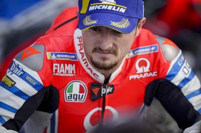 Las dudas atenazan a Ducati en un estreno gris