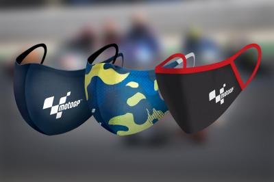 MotoGP™ face coverings now available!