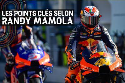 Les enjeux de ce GP de Catalogne par Randy Mamola