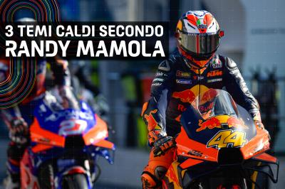 Cosa osserverà il MotoGP™ Legend al Circuit de Barcelona?