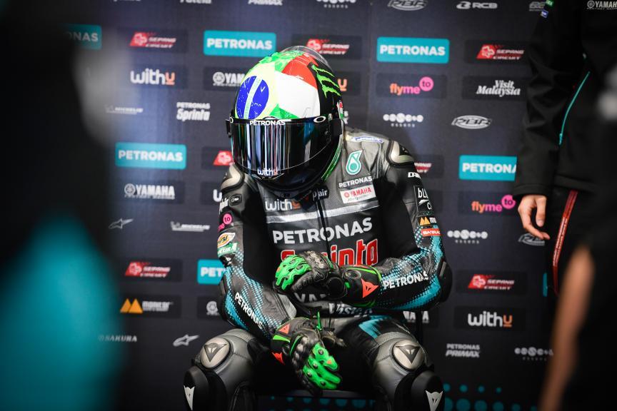 Franco Morbidelli, Petronas Yamaha SRT, Gran Premi Monster Energy de Catalunya