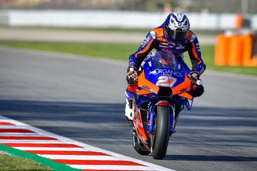 Iker Lecuona, Red Bull KTM Tech 3, Gran Premi Monster Energy de Catalunya