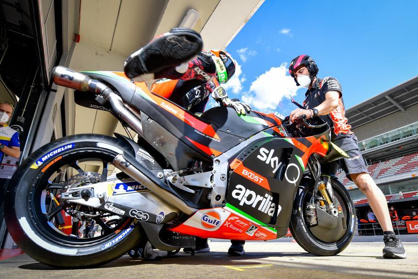 Aleix Espargaro, Aprilia Racing Team Gresini, Gran Premi Monster Energy de Catalunya