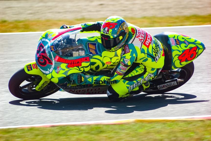 Team Aprilia Racing, 250cc. 1999