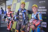 Luca Marini, Jorge Navarro, Sam Lowes, Gran Premi Monster Energy de Catalunya