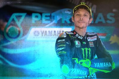 Officiel : Rossi rejoindra le Petronas Yamaha SRT en 2021