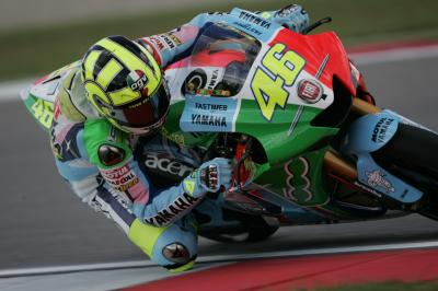 25 years in colour: Rossi's Grand Prix career in liveries