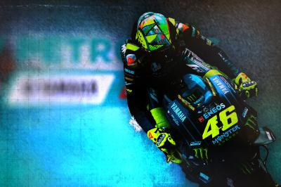 La toile réagit à la signature de Rossi chez Petronas Yamaha