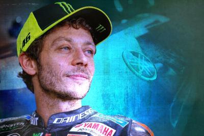 Les meilleurs moments de Rossi avec le team officiel Yamaha