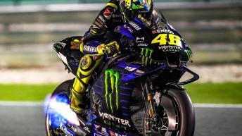 Rossi's legendary Grand Prix career in photos