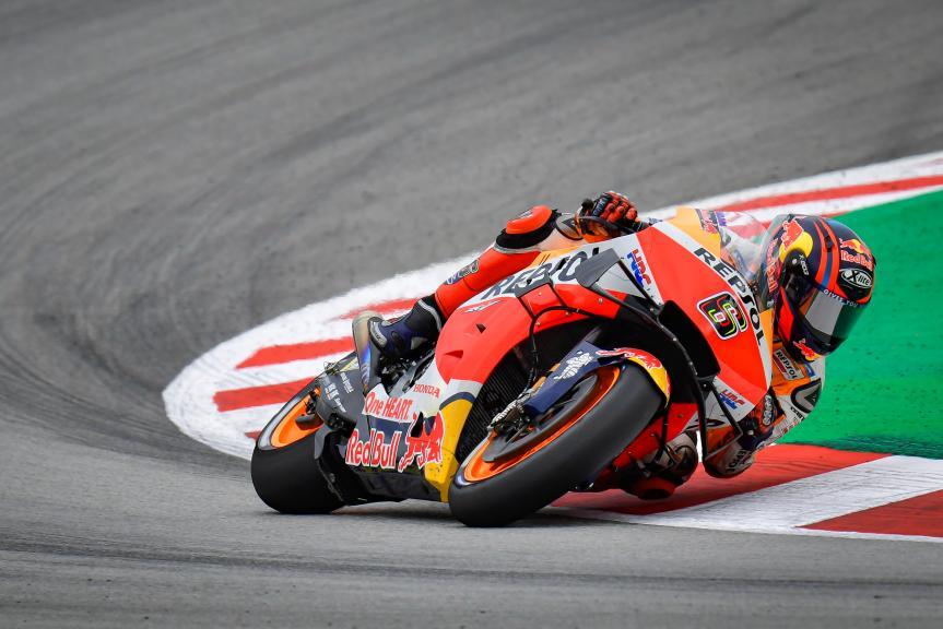 Stefan Bradl, Repsol Honda Team, Gran Premi Monster Energy de Catalunya