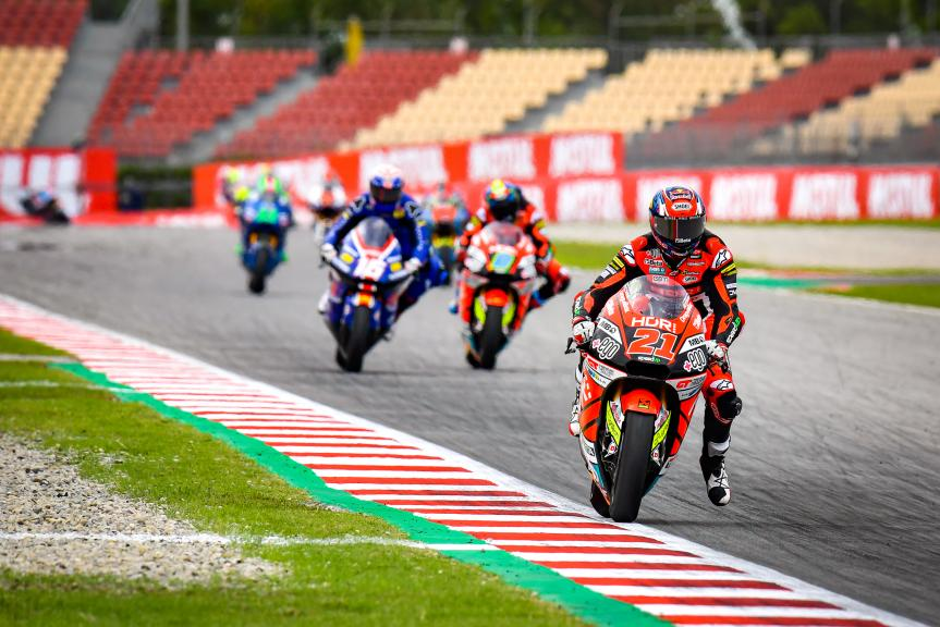 Fabio Di Giannantonio, Speed Up Racing, Gran Premi Monster Energy de Catalunya