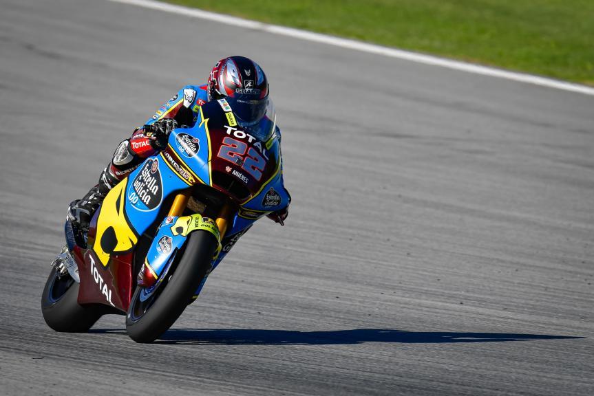 Sam Lowes, EG 0,0 Marc VDS, Gran Premi Monster Energy de Catalunya