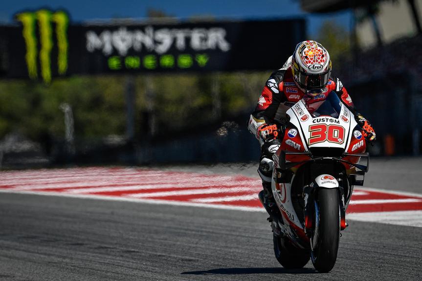 Takaaki Nakagami, LCR Honda Idemitsu, Gran Premi Monster Energy de Catalunya