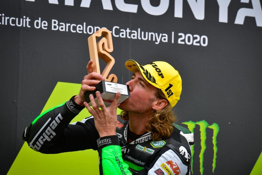 Darryn Binder, CIP Green Power, Gran Premi Monster Energy de Catalunya