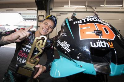 Mastering Barcelona: Quartararo's race-winning Turn 1 moves