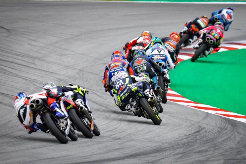 Moto3™, Gran Premi Monster Energy de Catalunya