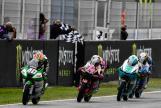 Darryn Binder, Tony Arbolino, Dennis Foggia, Gran Premi Monster Energy de Catalunya