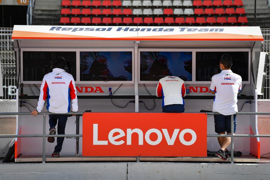 MotoGP™, Box, Gran Premi Monster Energy de Catalunya