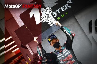 La classifica del MotoGP™ Fantasy dopo il GP della Catalogna