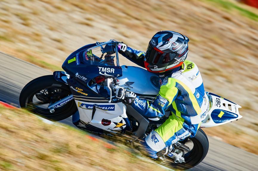Dani Rivas Cup - RACE 3