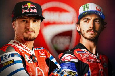 Bagnaia intègrera le team officiel Ducati en 2021