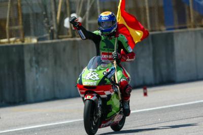 Mein bestes Rennen: Jorge Lorenzo gewinnt 2003 in Brasilien