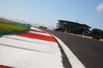 Riders ready for first taste of Portimao