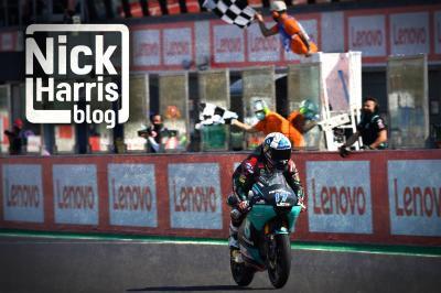 The Roger Bannister moment in MotoGP™